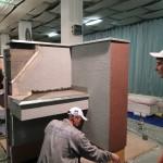 Sektor určený na predvádzanie prác firiem zameraných na zatepľovanie budov