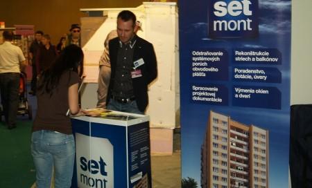 SET-MONT - špecialista na stavebné systémy, obnovu plášťov bytových a priemyselných stavieb