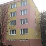Zateplenie bytového domu