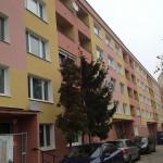 Zatepľovanie bytového domu na Rázusovej 34 - 44 v Lučenci.