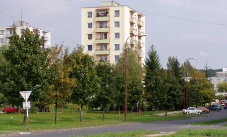 zateplenie bytového domu v Poltári