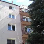 Výmena okien a dverí spoločných priestorov
