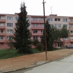 Bytový dom v Klenovci po izolácii
