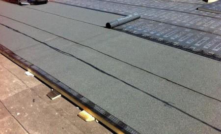 zateplenie strechy bytového domu