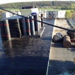 Zateplenie strechy polyuretanovou penou