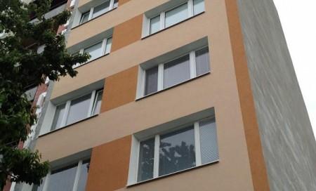 Výmena okien spoločných priestorov