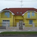 Zateplenie fasády rodinného domu