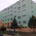 Zatepľovanie bytových domov Klenovec