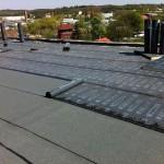 Zateplenie strechy bytového domu systémom GEDACO-Randa