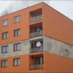 Zatepľovanie bytového domu