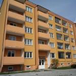 Lodžie a balkóny bytových domov