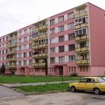 Zatepľovanie bytového domu Poltár