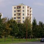 Zateplenie bytového domu Poltár