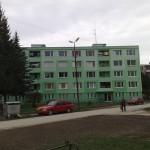 Zateplenie bytových domov Klenovec