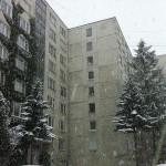 Bytový dom pred zateplením