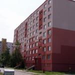 Zateplenie bytového domu Lučenec