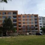 Zateplenie obvodového plášťa bytového domu