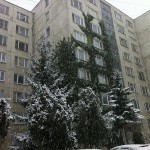Bytový dom Rúbanisko II/40-42, Lučenec pred zateplením