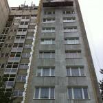 Rekonštrukcia balkónov a lódžií bytových domov systémom weber
