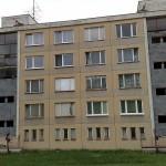 Nezateplený bytový dom